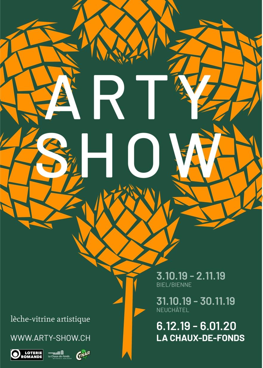 arty_show_ lcdf 2019_A3 avec logo